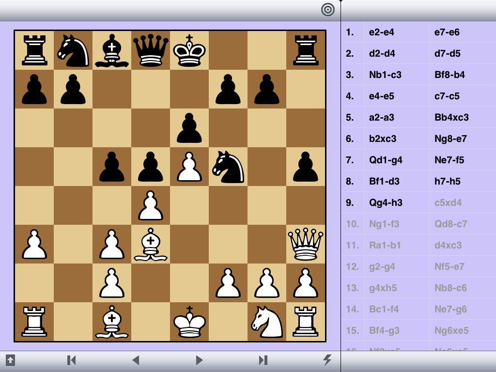 Chess-wise Pro for iPad | Chess Apps