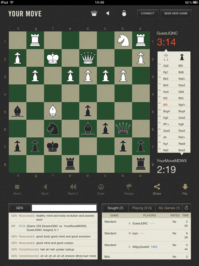 Chess Apps | Playing chess on smartphones and tablets